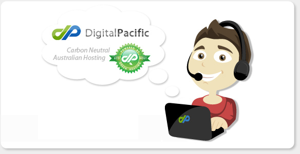 Registered Client of Digital Pacific